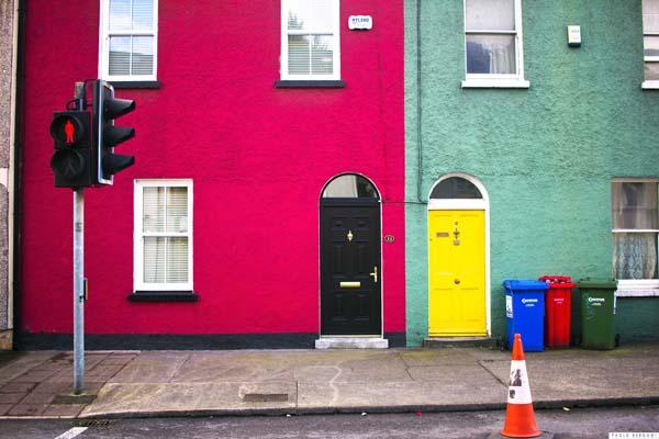 Cork, i colori della città, Settembre 2017