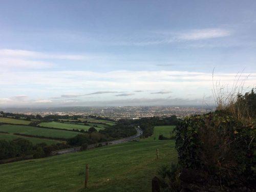 Da casa mia al lavoro in bicicletta per le colline di Cork