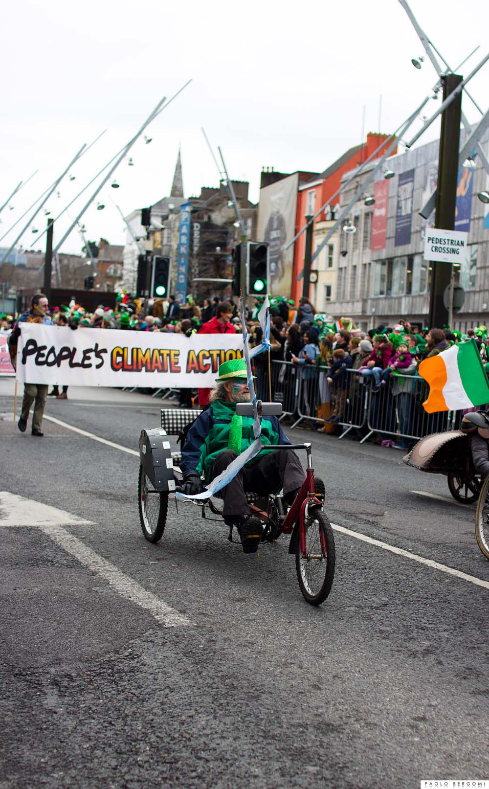 Cork, Parata di San Patrizio 2018