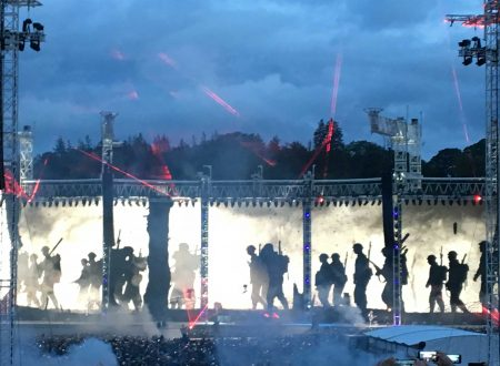 Slane Castle, County Meath (8/6/2019): il concerto dei Metallica