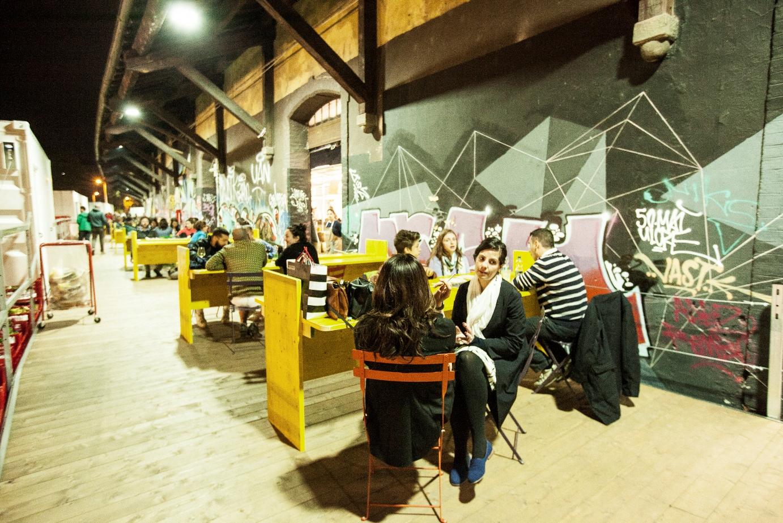 Il mercato metropolitano e anche by night expo heritage for Mercato domenica milano