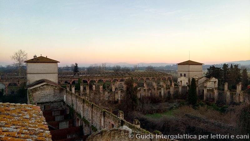 Fattoria di Lorenzo de Medici a Poggio a Caiano