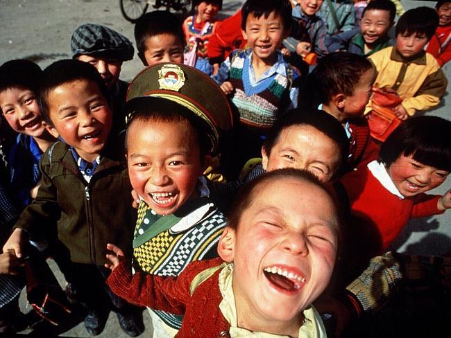 risate cinesi hanzi 1