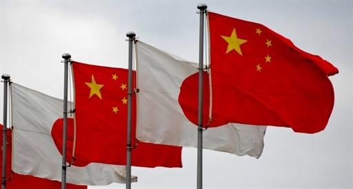 JAPAN-CHINA-DIPLOMACY