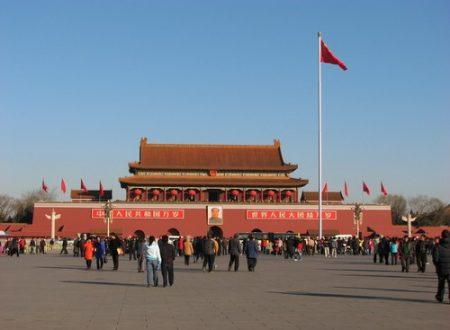 Hanzi, storia e piazza Tienanmen