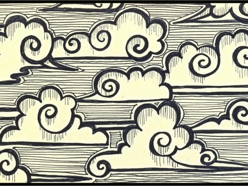 Hanzi  e nuvole!