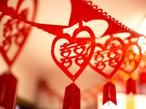 Il matrimonio negli Hanzi: 结婚
