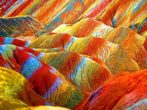 I colori in Cina, un mondo di 色