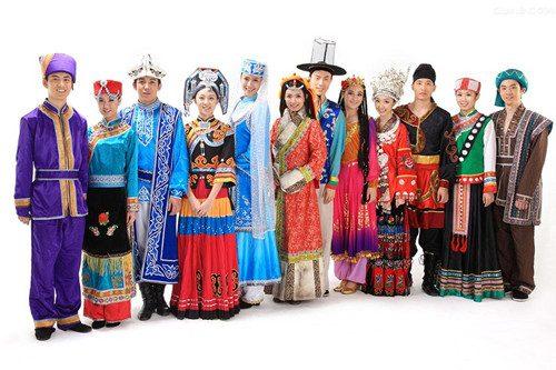 I cinesi non sono tutti uguali, le minoranze etniche in Cina: 少數民族