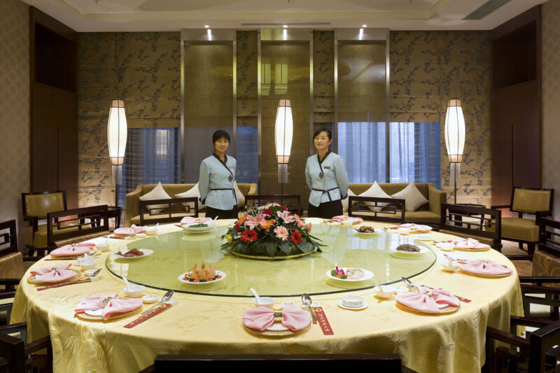 Dove mangiare in Cina, 饭馆 o 酒店?