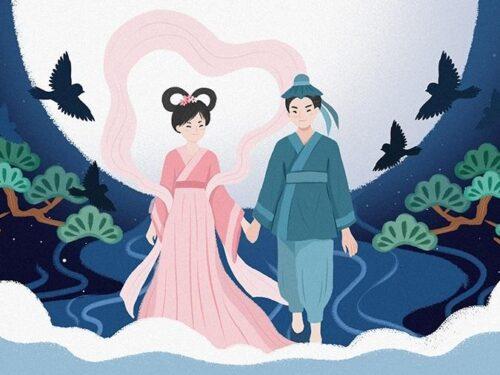 七夕, il doppio sette degli innamorati