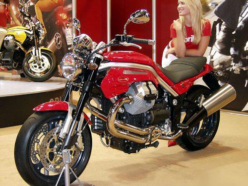 Moto Guzzi – Una storia italiana