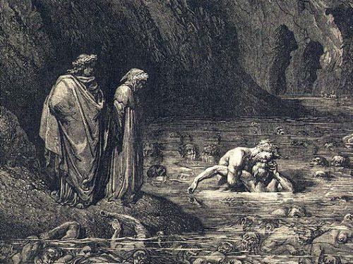 ダンテ誕生750周年記念 – 750th Dante's birth anniversary [Eng – Jap]