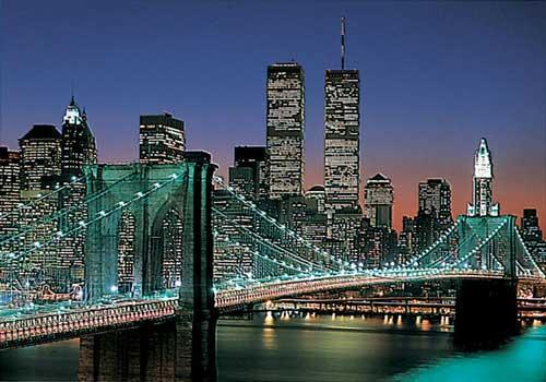 Il ponte di brooklyn for Piani di ponte rialzati gratuiti