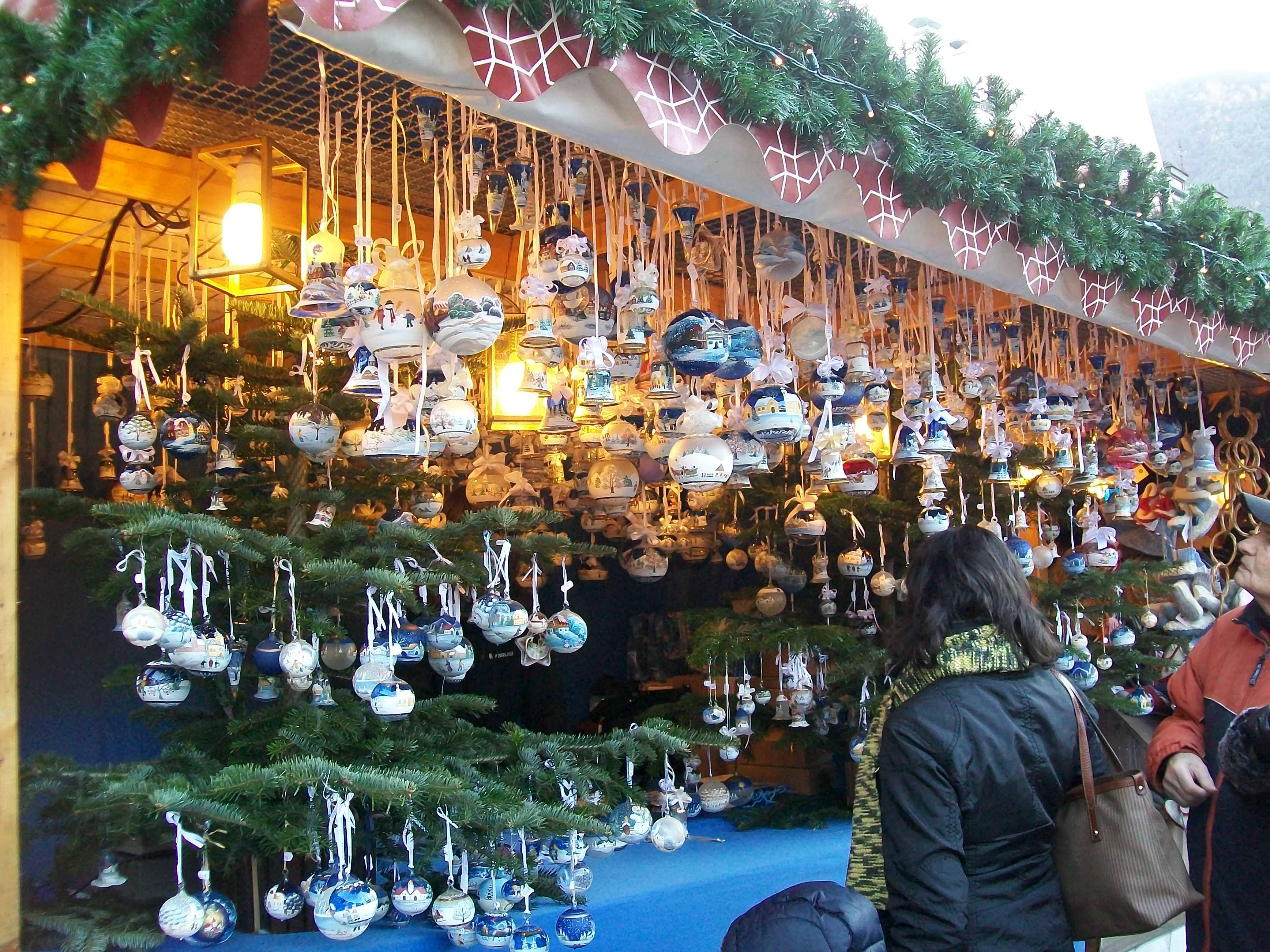 Immagini Mercatini Di Natale Merano.Bolzano Merano E Vipiteno Con I Mercatini Di Natale