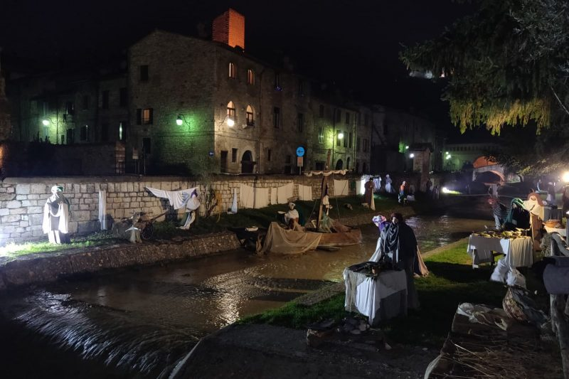 Mercatini di Natale a Gubbio