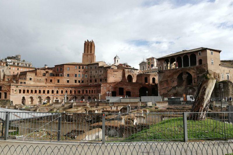 Roma cosa vedere in due giorni a novembre