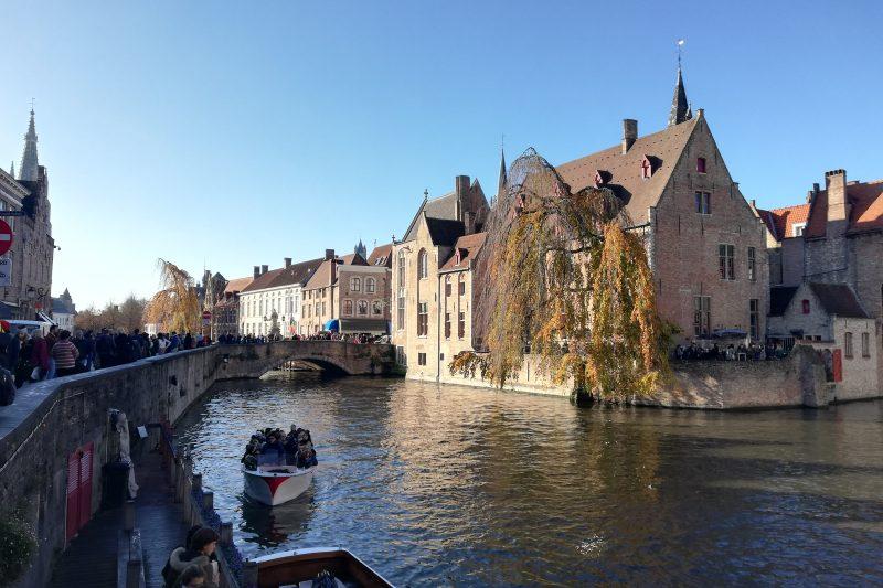 Per Bruges basta un giorno