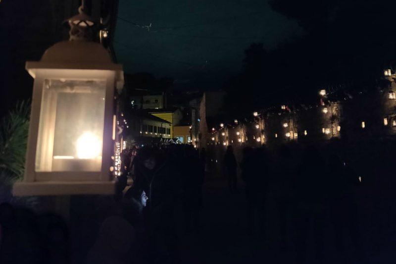 Candele a Candelara dicembre 2019