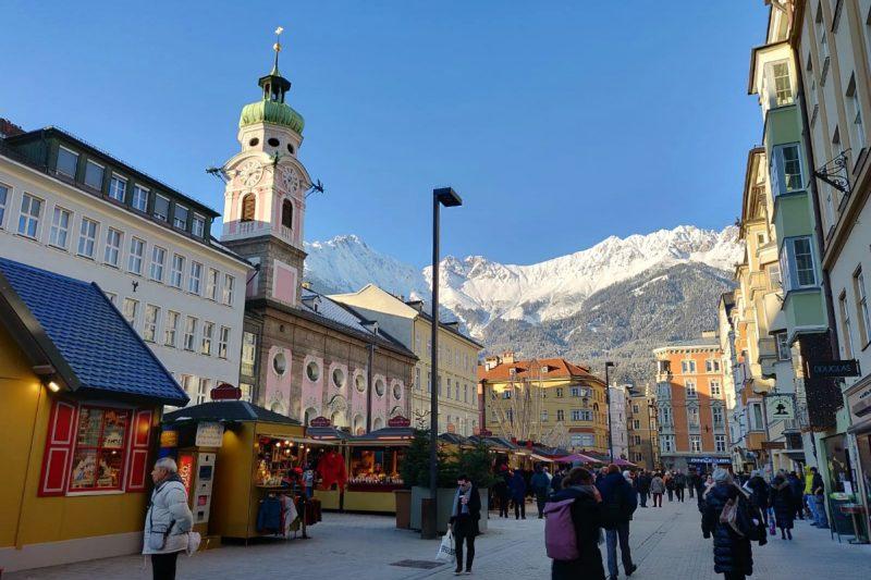 Mercatini di Natale ad Innsbruck cosa vedere in un giorno