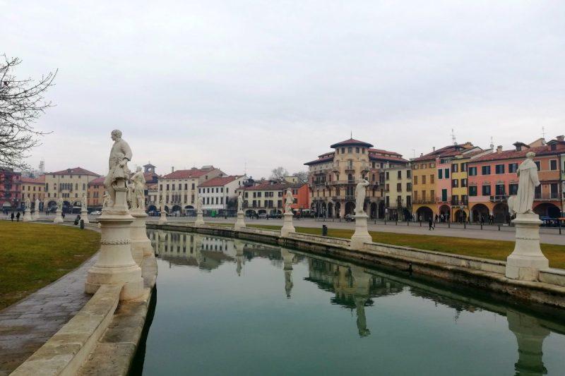 Padova cosa vedere in un giorno e The Mellon Collection