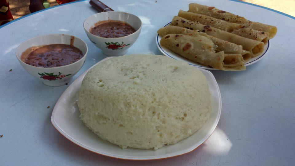 Chapati e Ugali