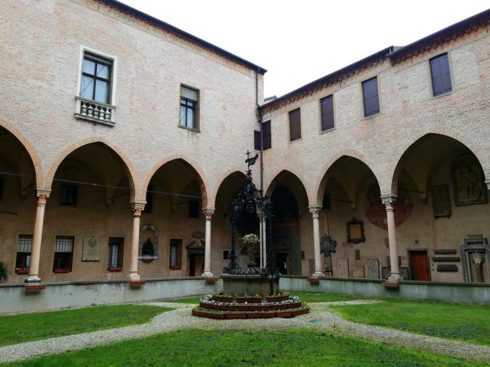 Chiostro della Basilica di Sant'Antonio