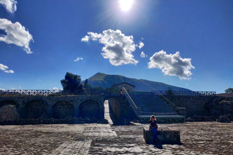 Civitella del Tronto la Fortezza d'Abruzzo