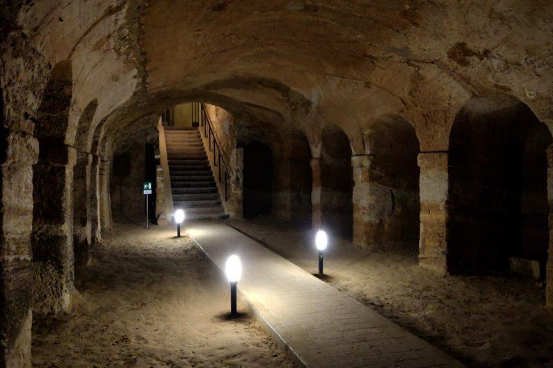 Grotte di Camerano alla scoperta di un altro gioiello delle Marche
