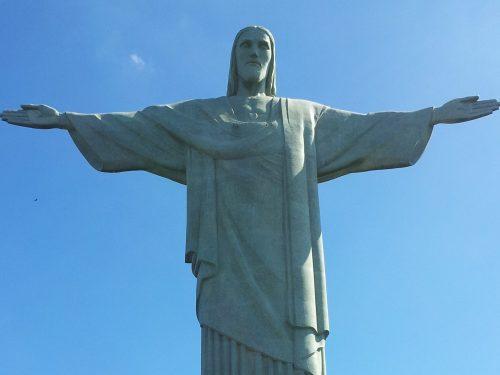 Rio de Janeiro, prima tappa Il Cristo Redentore