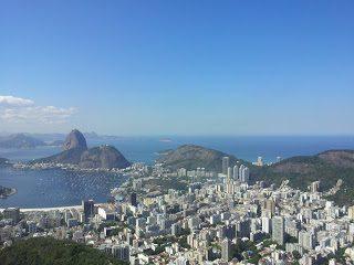 Brasile, prima tappa Rio de Janeiro