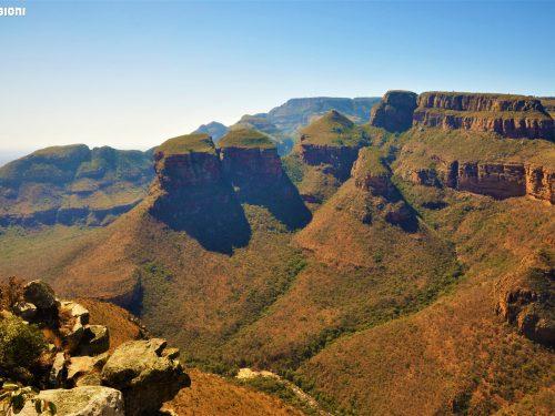 Sudafrica: una giornata al Blyde River Canyon