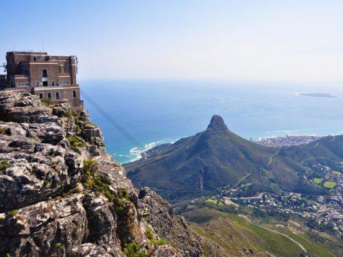 Sudafrica: Table Mountain