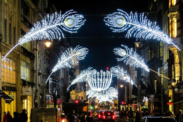 Decorazioni Natalizie Londra.Luci Alberi E Renne I Classici Del Natale 2014 A Londra Vivere