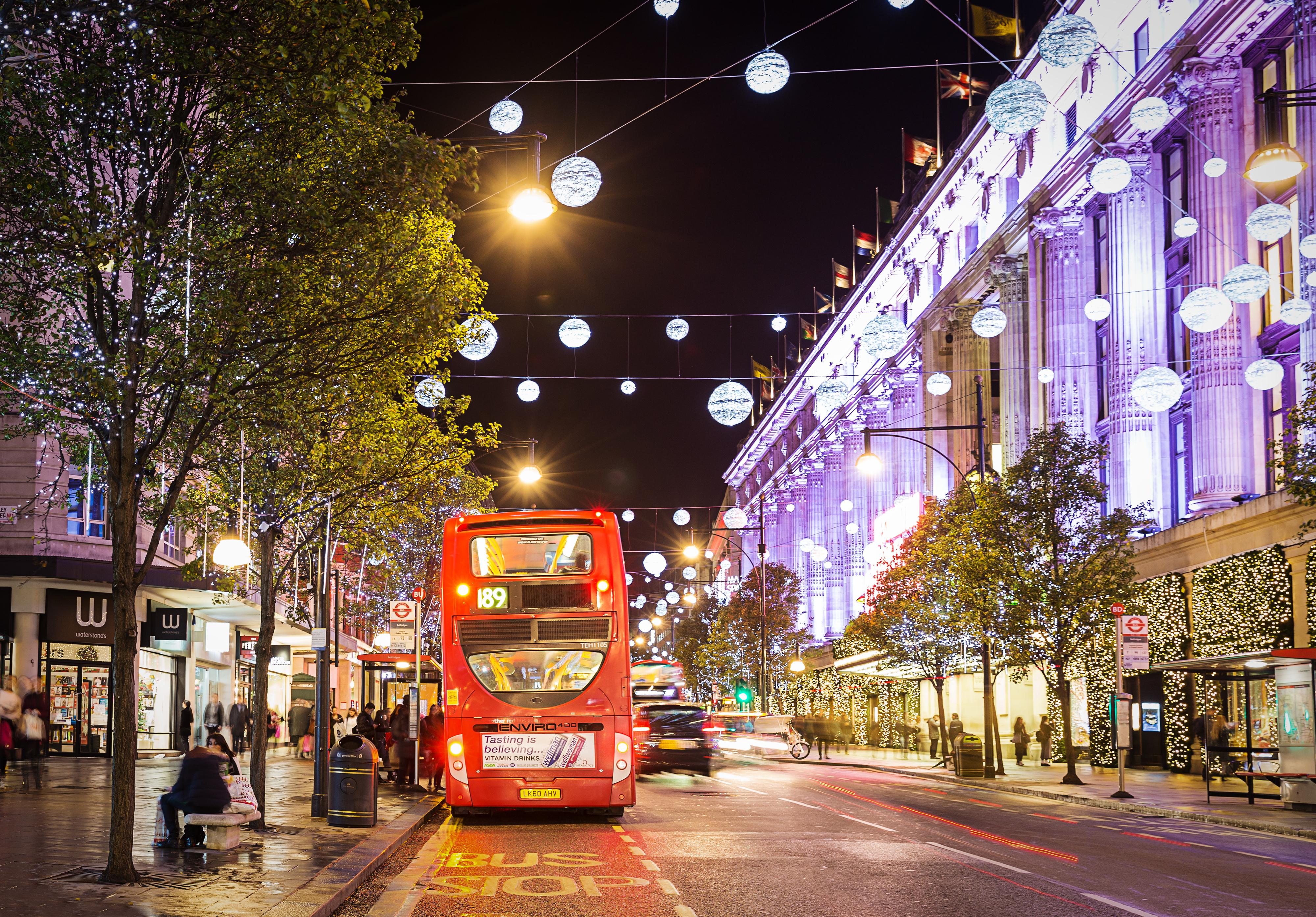 Immagini Londra Natale.Luci Alberi E Renne I Classici Del Natale 2014 A Londra