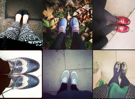 Pro tip: Mi raccomando, le scarpe comode