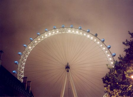 London Eye: vale la pena?