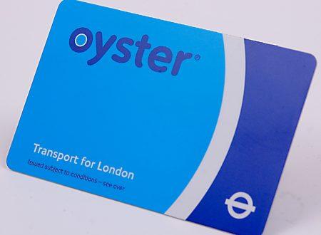 Oyster card: come funziona, dove, perché