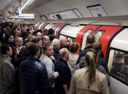 10 cose da non fare in metro a Londra