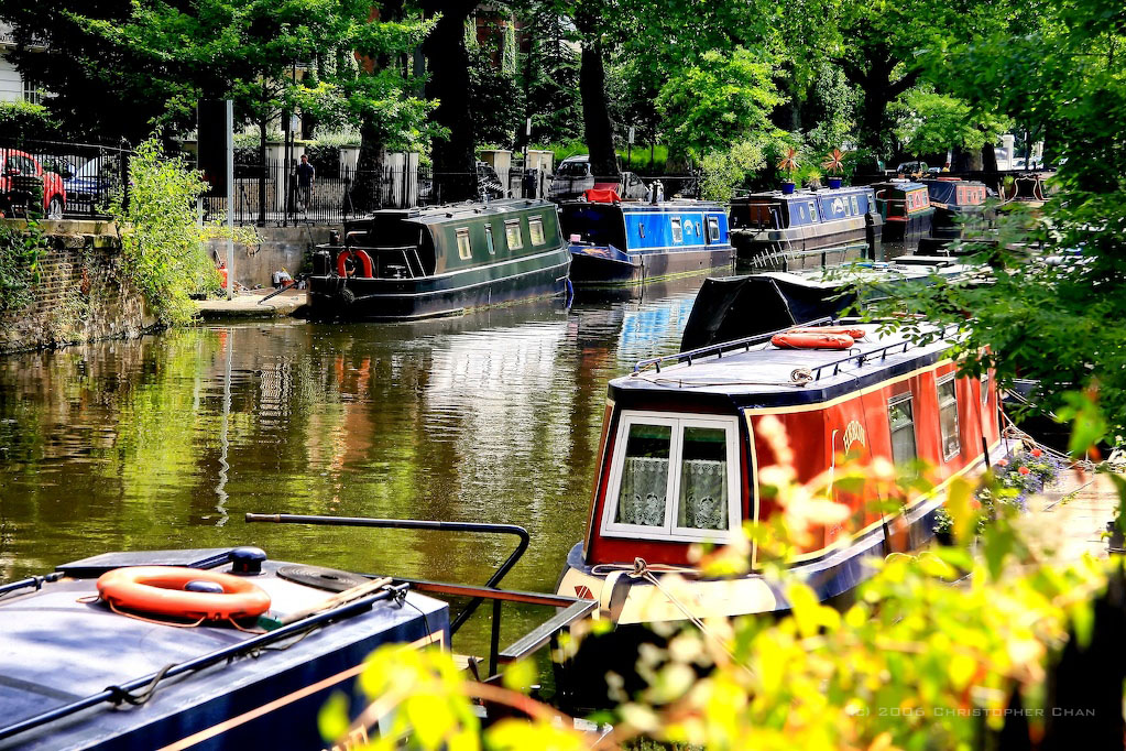 Little Venice, London (#226) by Christopher Chan, on Flickr