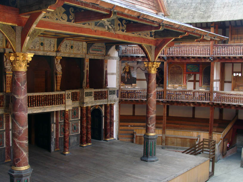 Shakespeare's Globe by elisabeth, on Flickr