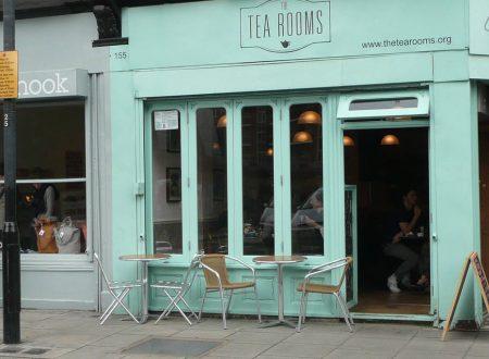 I migliori cinque afternoon teas londinesi
