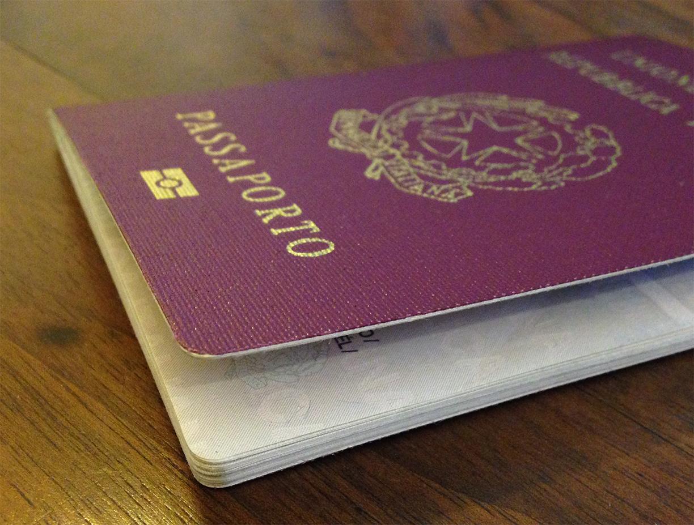 carta d'identità persa