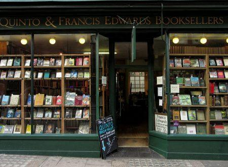 Dove trovare libri di seconda mano a Londra