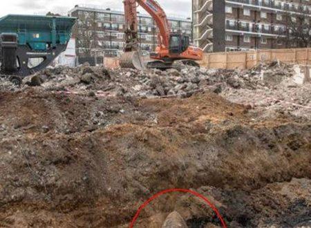 Ricordini dalla storia: una bomba in centro a Londra