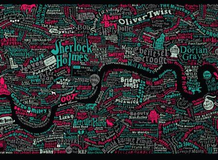 Cose belle: le mappe letterarie di Londra