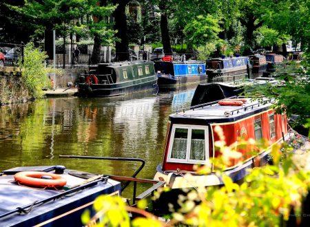 Regent's Canal: la guida completa