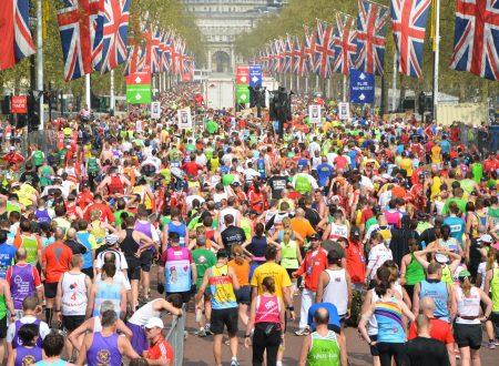 Tutto sulla Maratona di Londra in due minuti