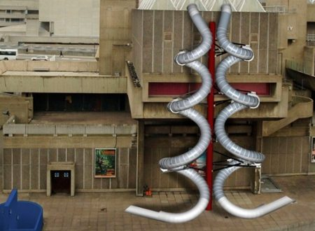 Scivoli giganti a South Bank: il ritorno di Carsten Höller