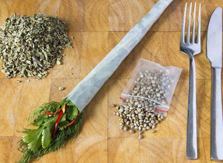 Cannabistro: un ristorante ispirato alla marijuana